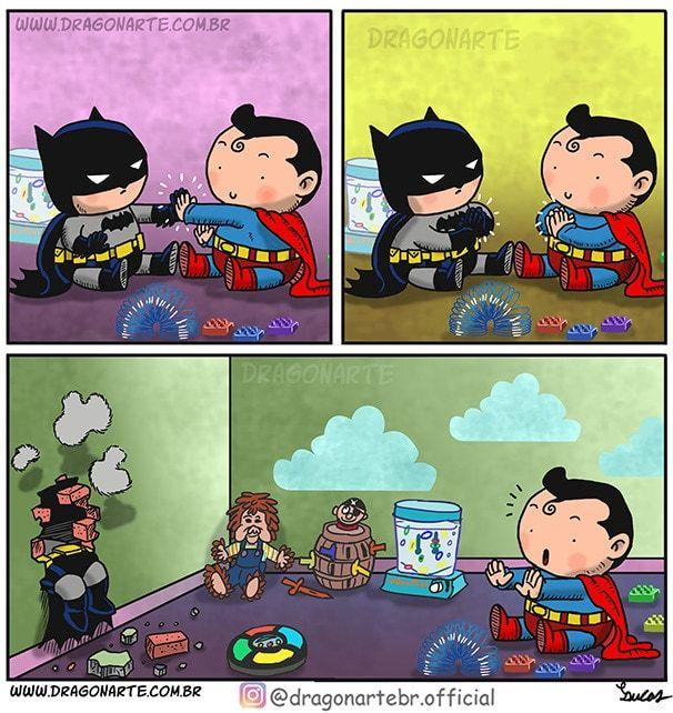 Открытки днем, смешные картинки про супергероев с надписями