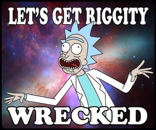 Best Rick And Morty Quotes: 12 Best Rick And Morty Images On Pinterest