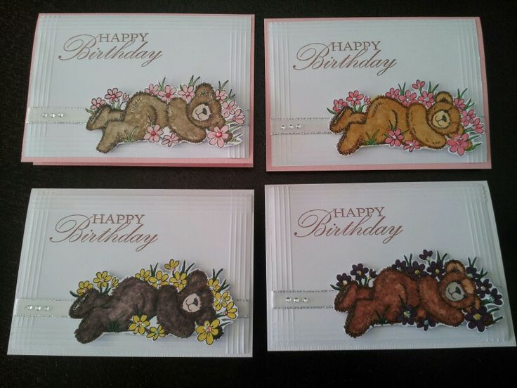 these cards make me want to buy this stamp- one of the few Kaszazz stamps I don't yet own!