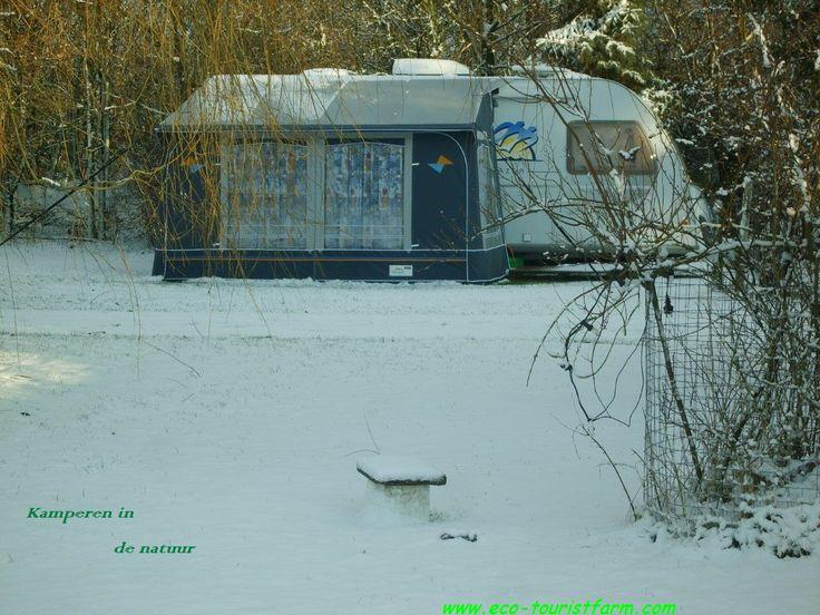 Winterkamperen Eco-touristfarm De Biezen Aarle-Rixtel