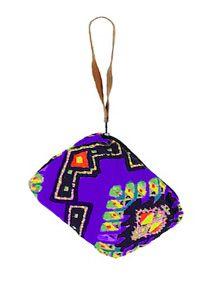 Toucan Rouge Make Up Bag - Purple