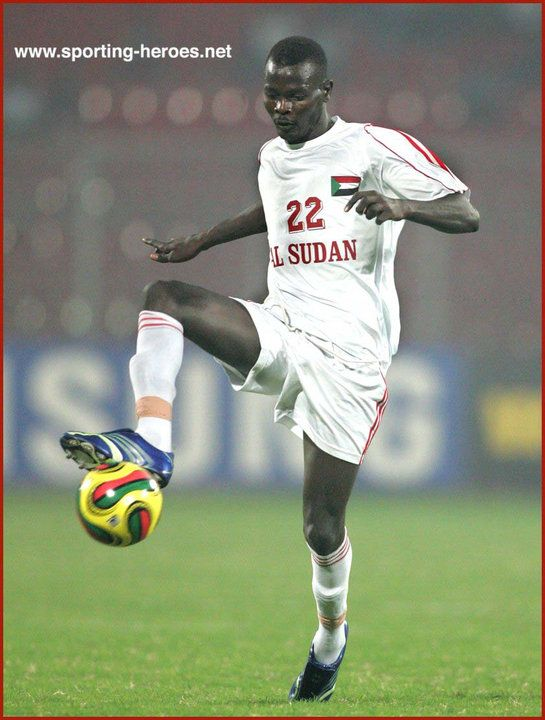 Saifeldin Ali Idris - Sudan - African Cup of Nations 2008