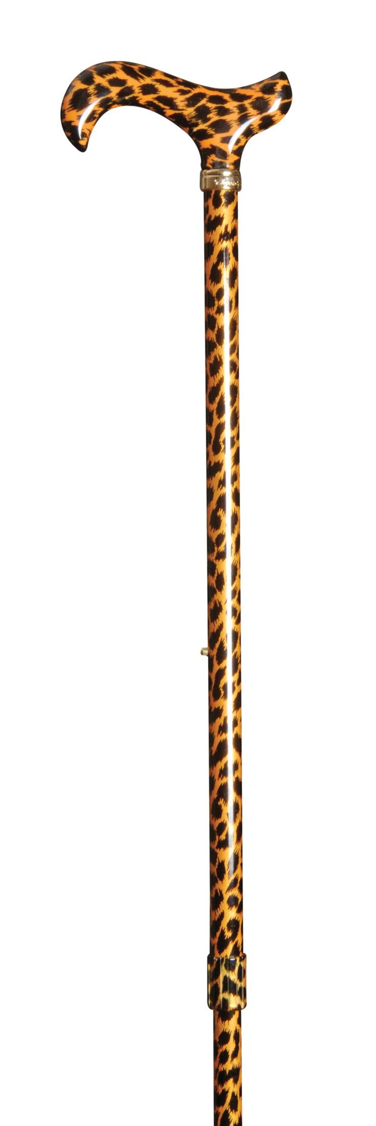12 best animal print walking sticks and folding canes from classic