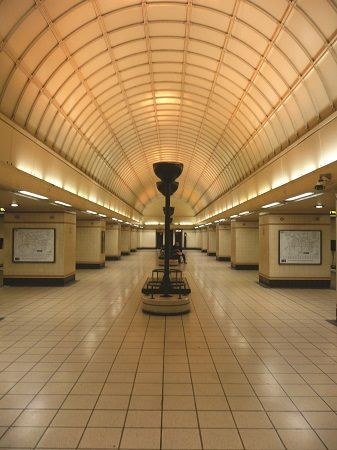 Ingresso stazione #Tube #London - #Londra