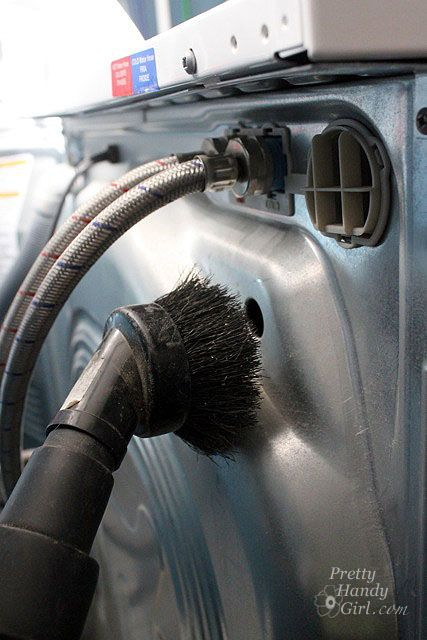 How to clean your dryer vent in order to prevent fires!