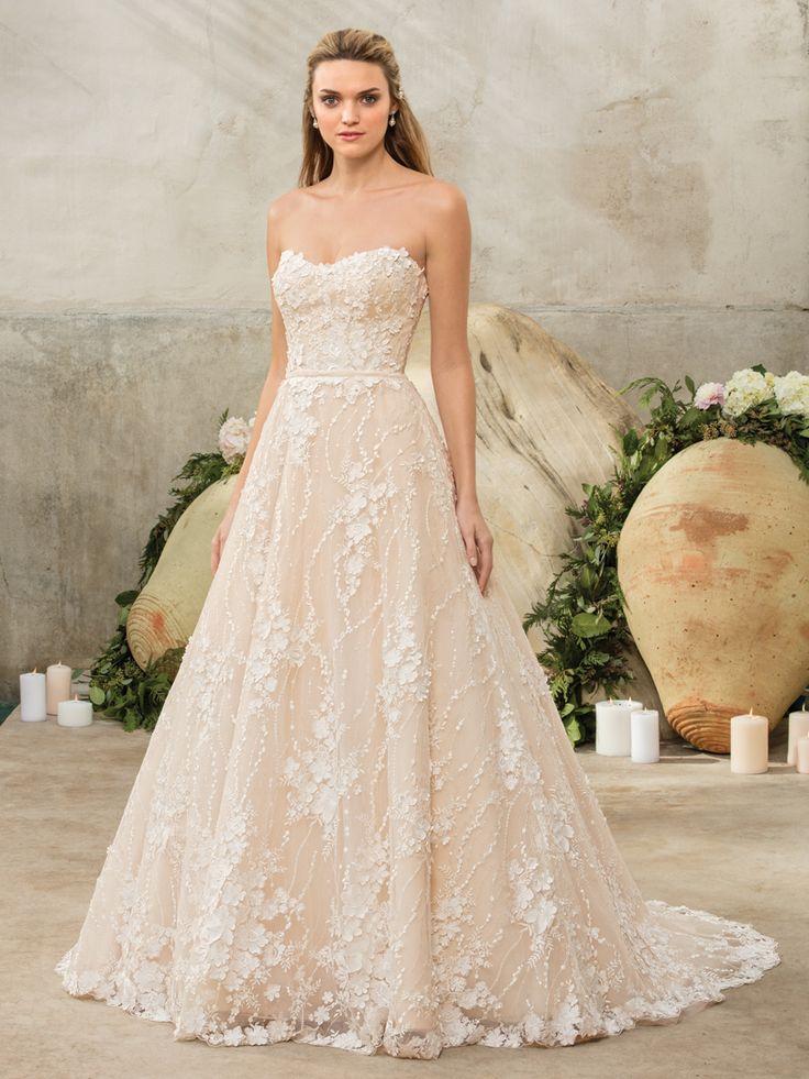 120 best Casablanca bridal gowns images on Pinterest   Casablanca ...