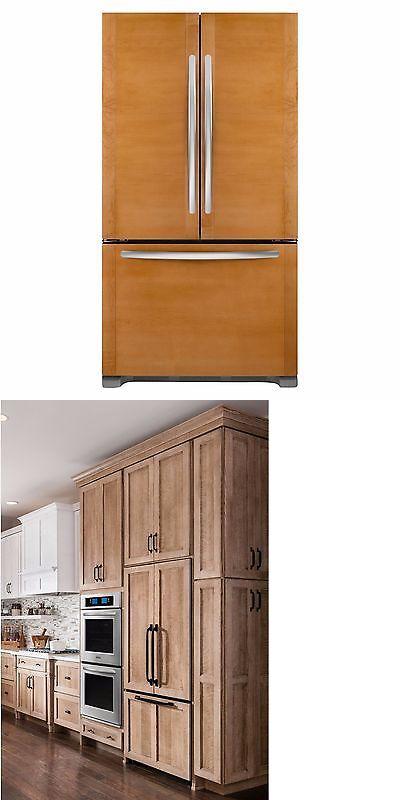Refrigerators 20713: Kitchenaid Kfco22evbl 36 Custom Panel French Door Refrigerator New Daily Deal! -> BUY IT NOW ONLY: $1799 on eBay!