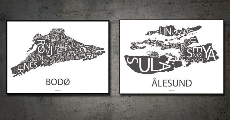 Bodø og Ålesund!