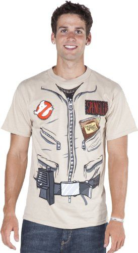 Ghostbuster Team T-Shirts