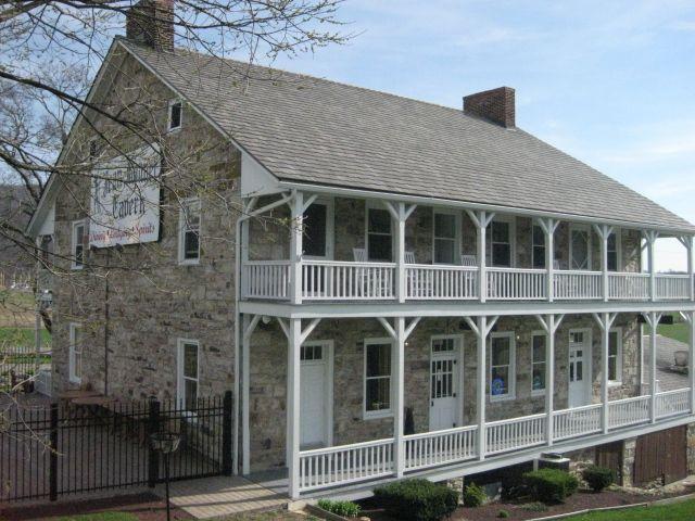 Jean Bonnet Tavern, Bedford PA