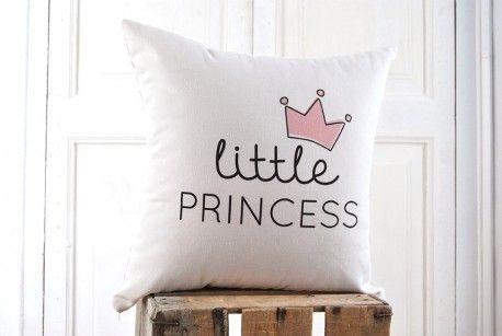 "Funda cojín ""Little Princess"""