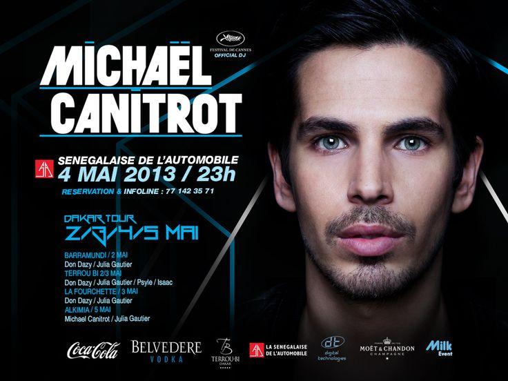Michael Canitrot  DakarTour2013 du 02 au 05 Mai 2013