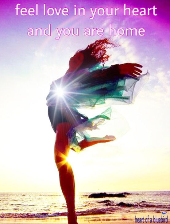 home in love ...