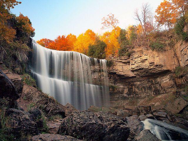 Webster's Falls, Dundas, Ontario, Canada
