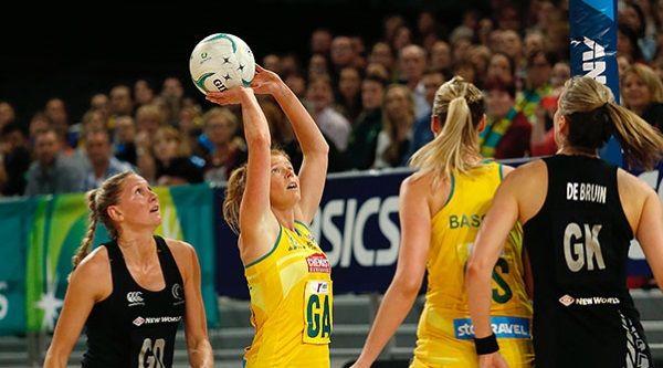 Knee injury sidelines Philip for rest of 2016 - Netball AustraliaNetball Australia