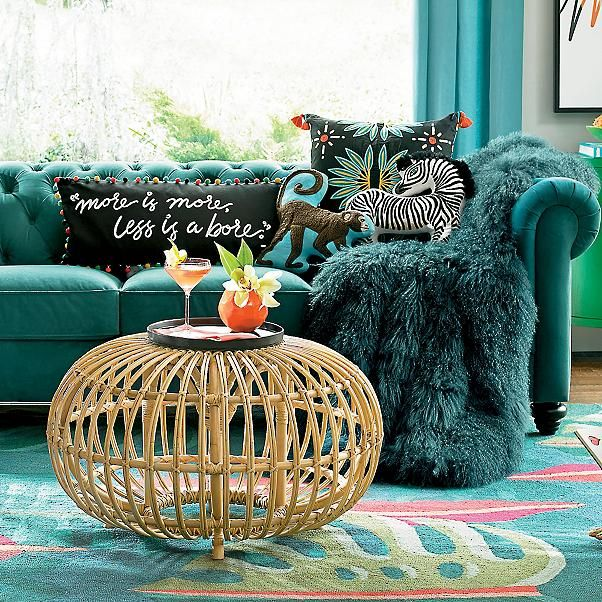 Fun And Bright Living Room Decor Tropical Boho Livingroom Afflink Sponsored Living Room Design Decor Bright Living Room Decor Teenage Girl Bedroom Diy