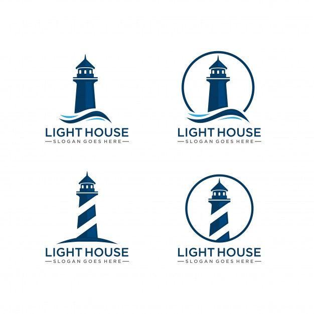 Modele De Logo Phare Idees Logo Logos Phare
