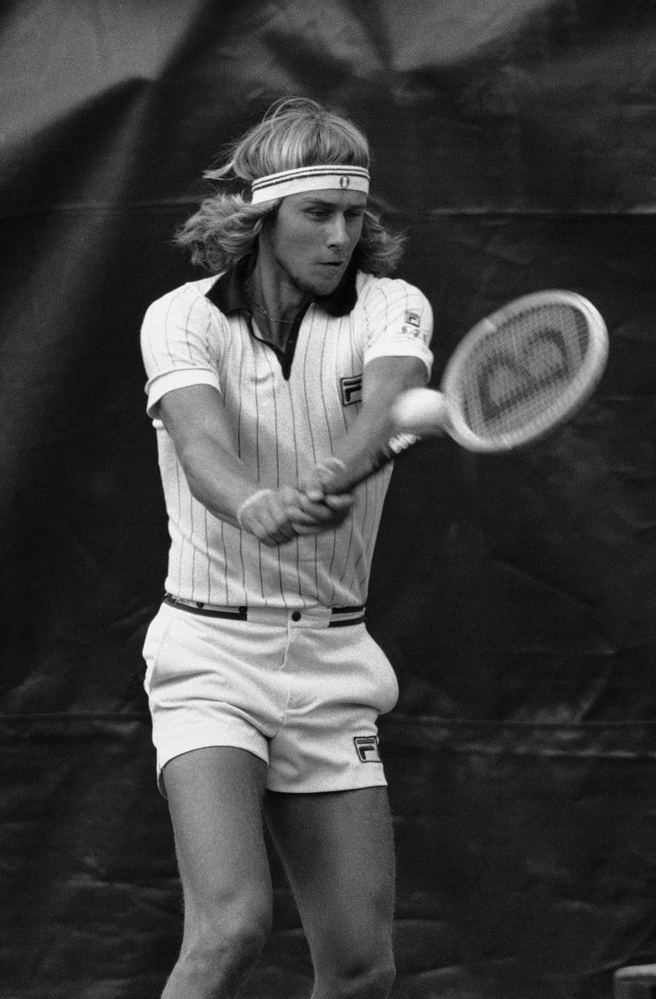 927 best Old School Tennis images on Pinterest