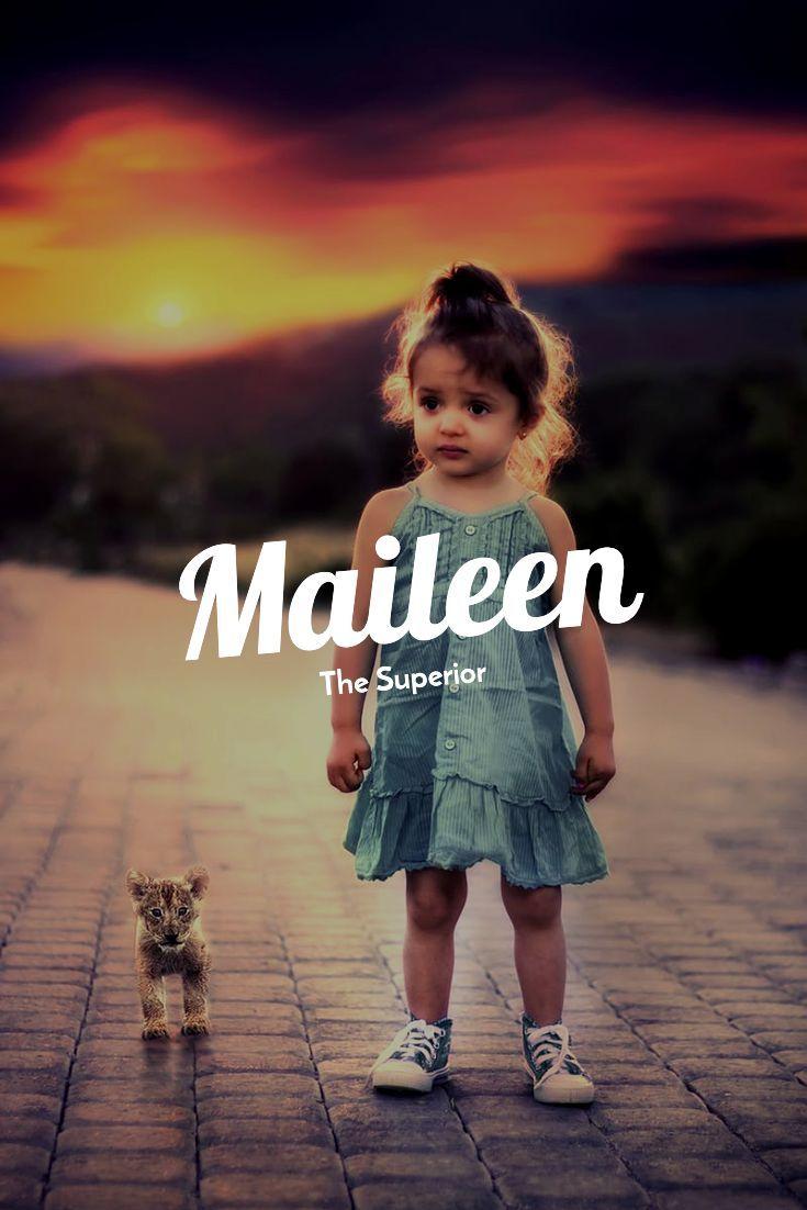 Maileen – Die Höchste #Girl #Name #Maileen #Superior