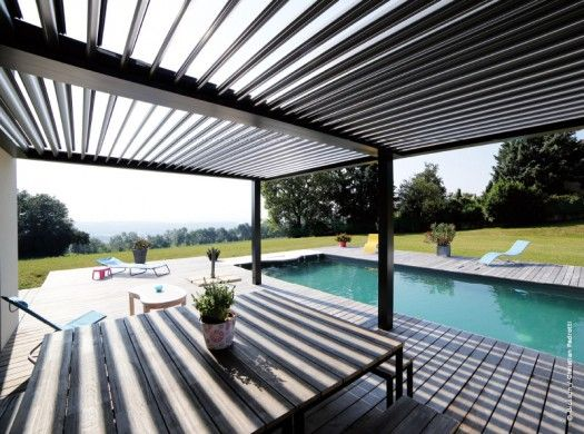 25 best ideas about pergola biossun on pergola lames orientables pergola alu and