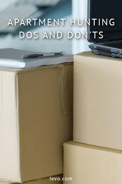 Advice on apartment hunting www.levo.com