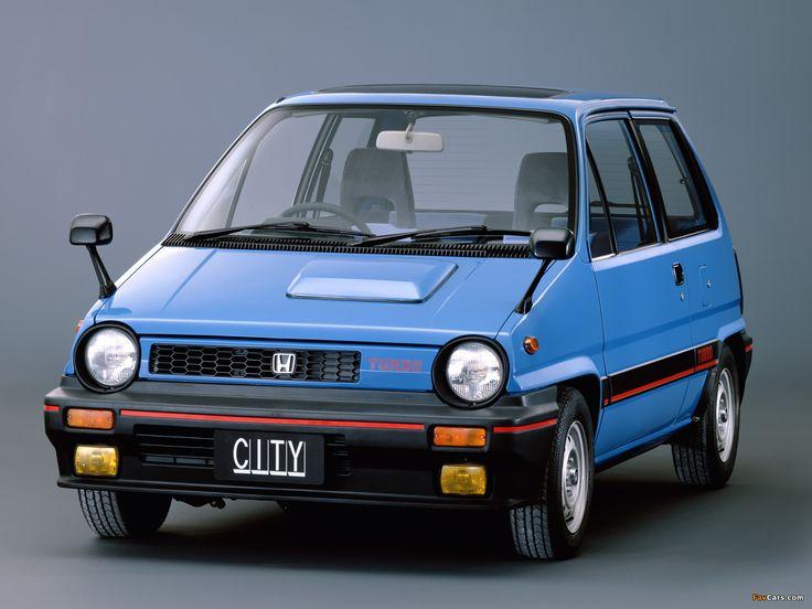 Honda City Turbo 1982