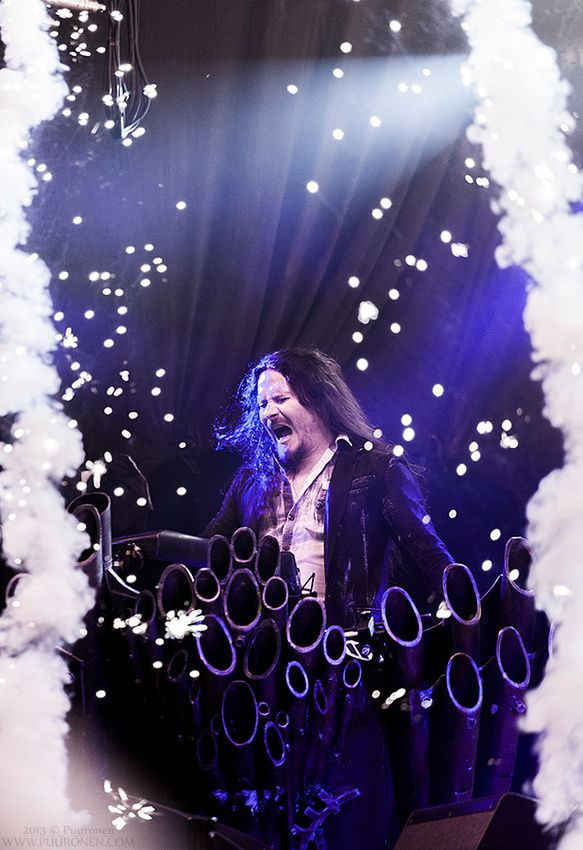 Nightwish, Ilosaarirock 2013