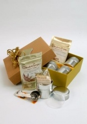 Gourmet Spice and Herb Gift Box Price AUD 70.35 per Each Description Normal price: $78.25 now at just $68.50 this great gift is ideal for the taste enthusiast.