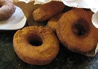 Plain Doughnuts - Old-Fashioned Doughnuts With Spices