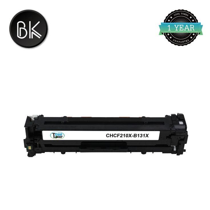 Compatible CF210X 131X Black Toner for HP LaserJet Pro M251n M251nw M276n M276nw #CoolToner