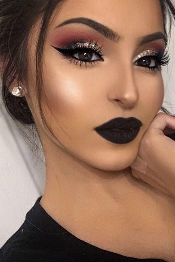 Best 25+ Bold makeup looks ideas on Pinterest | Gold ...