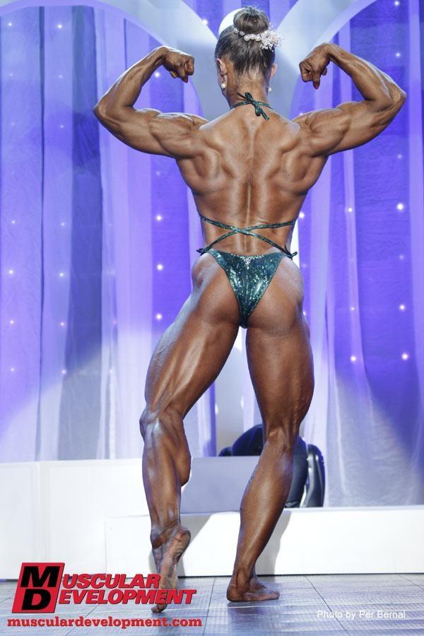 Competitor #10 - 2010 Elena Shportun #female #muscle
