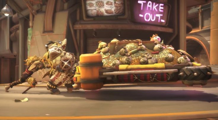 Learn about Overwatch's New Map Junkertown Winds Like A Damn Snake http://ift.tt/2vLHTSh on www.Service.fit - Specialised Service Consultants.