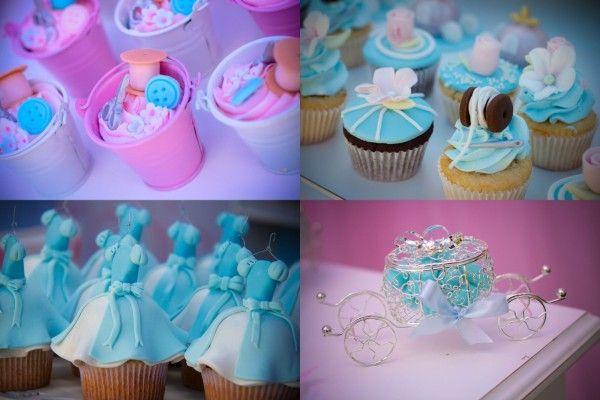 Festa Cinderela!  (Cinderella party)