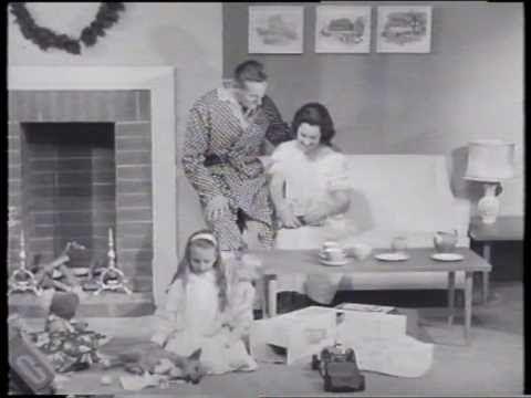 Hoover 'Christmas' 1962 TV Commercial