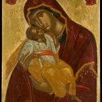 Lambardos Emmanuel - The Virgin of Tenderness