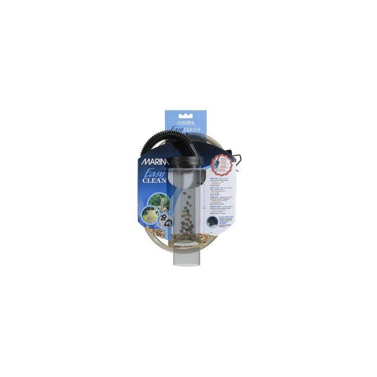 Sifon Limpia Grava MARINA - #FaunAnimal Con muchas características para ofrecer , Marina Easy Clean Grava Cleaner es una herramienta práctica para la limpieza y el mantenimiento de su acuario.