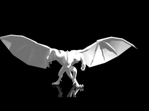 2011~2013 game animation show reel - YouTube