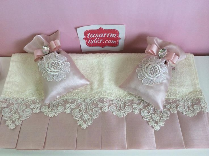 lace dantel havlu ipek kumaş