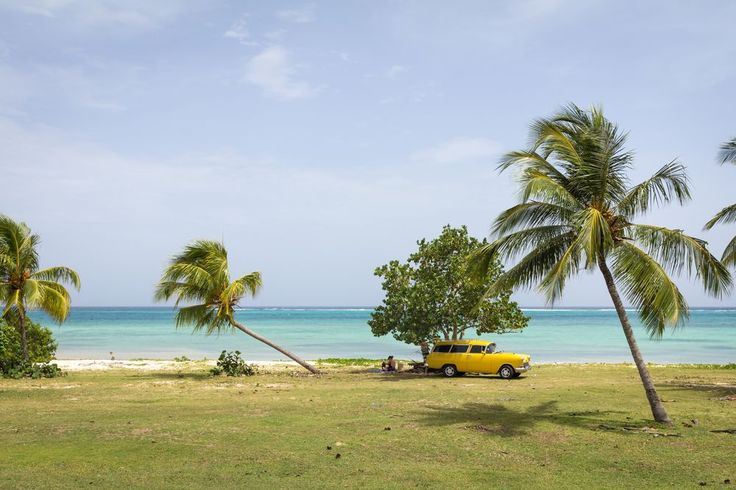 A scene from the Cuban paradise... ;)