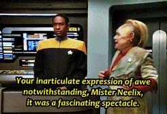 animated! Star Trek