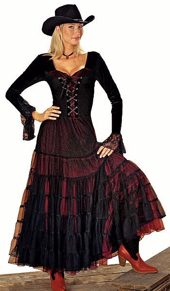 Western Bridesmaid Dresses Country Western Old West