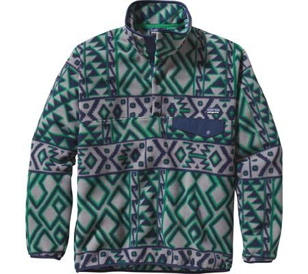 Patagonia-Synchilla Snap-T Pullover