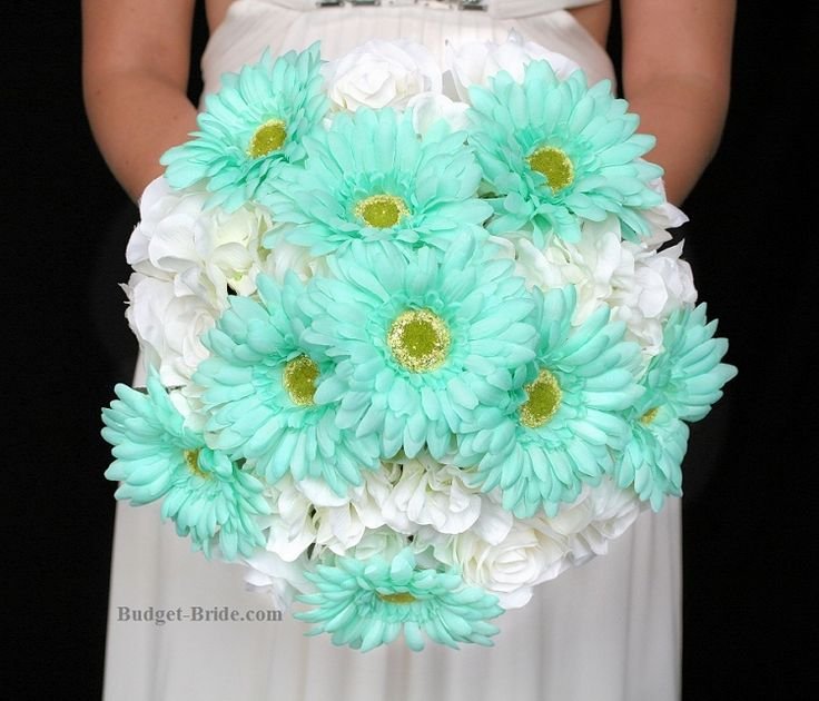 Mint Green Wedding Flower Package