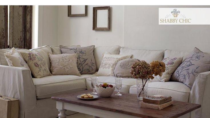 Shabby Chic Living Room Loves Pinterest And