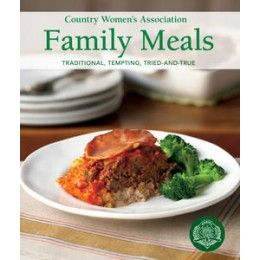 Savoury+Filled+Cob+Loaf:+Country+Women's+Association+Family+Meals