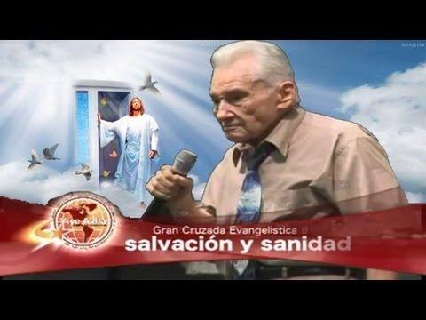 Muere Yiye Avila | Ya Esta Con El Señor | Predica Yiye Avila ¿Que Veremos En El Cielo?