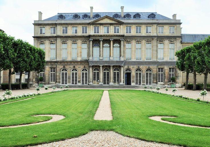 Archives nationales hôtel de Rohan Chancellerie d'Orléans