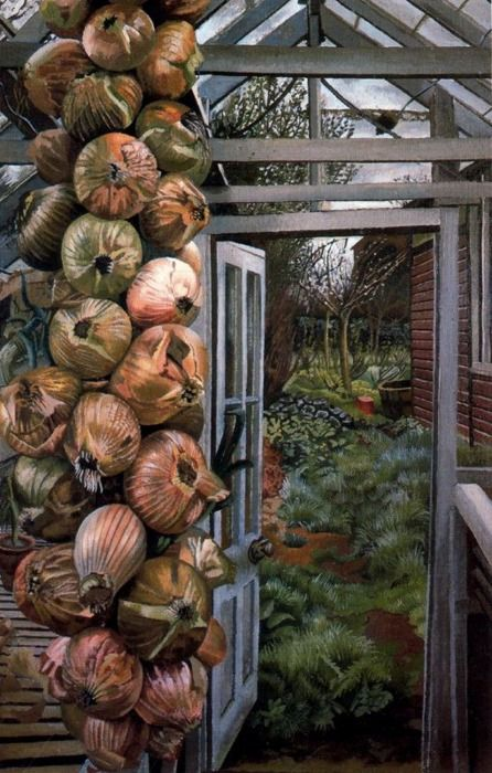 Sir Stanley Spencer: Greenhouse and Garden (1937)