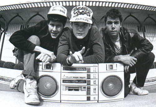 The Beastie Boys- RIP MCA